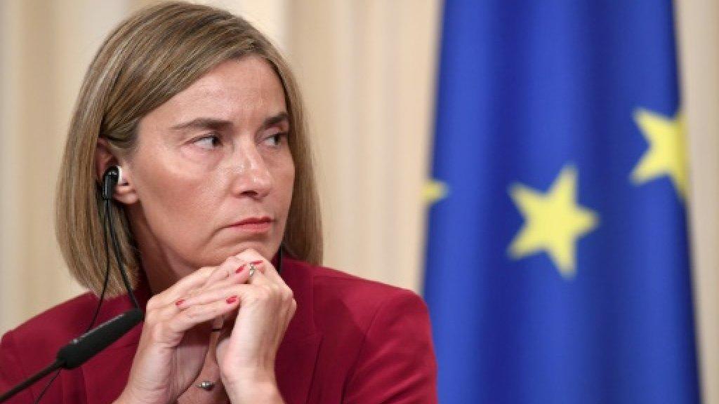EU defence cooperation speeding up: Mogherini