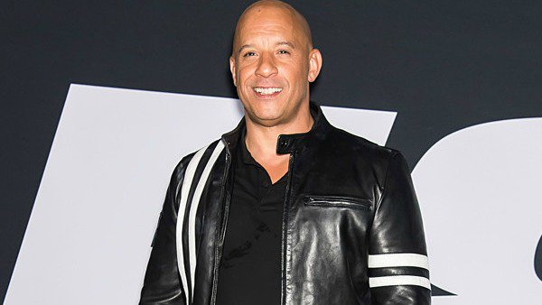 Um...Vin Diesel just made his musical debut at the Billboard Latin Music Awards. (What!?)