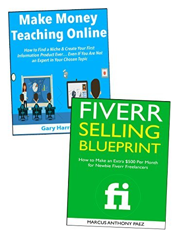 How to Make Money Teaching & Freelancing Online #books #news #giveaway #free