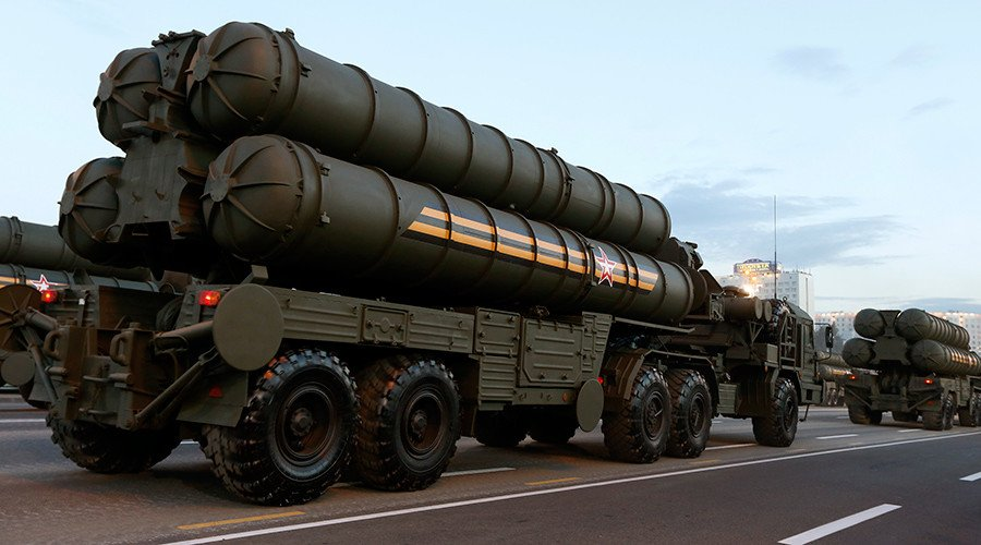 Putin, Erdogan may discuss S-400 sale to Turkey in early May in Sochi – Kremlin