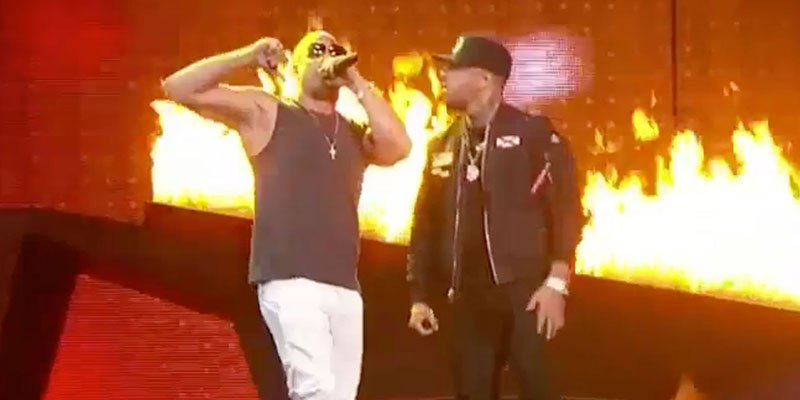Surprise! Vin Diesel makes rap debut at Billboards2017 Latin Music Awards