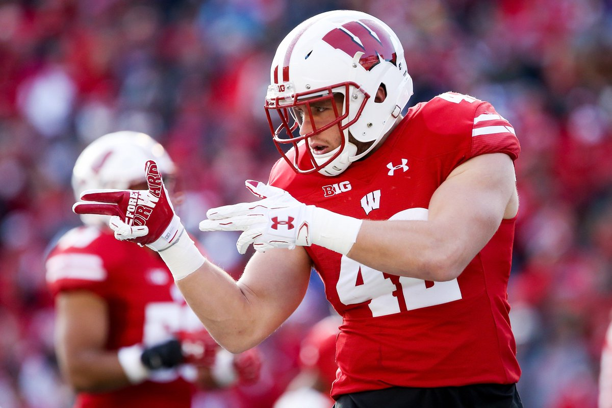 Another Watt in the NFL!Steelers select Wisconsin LB T.J. Watt with the No. 30 overall pick.