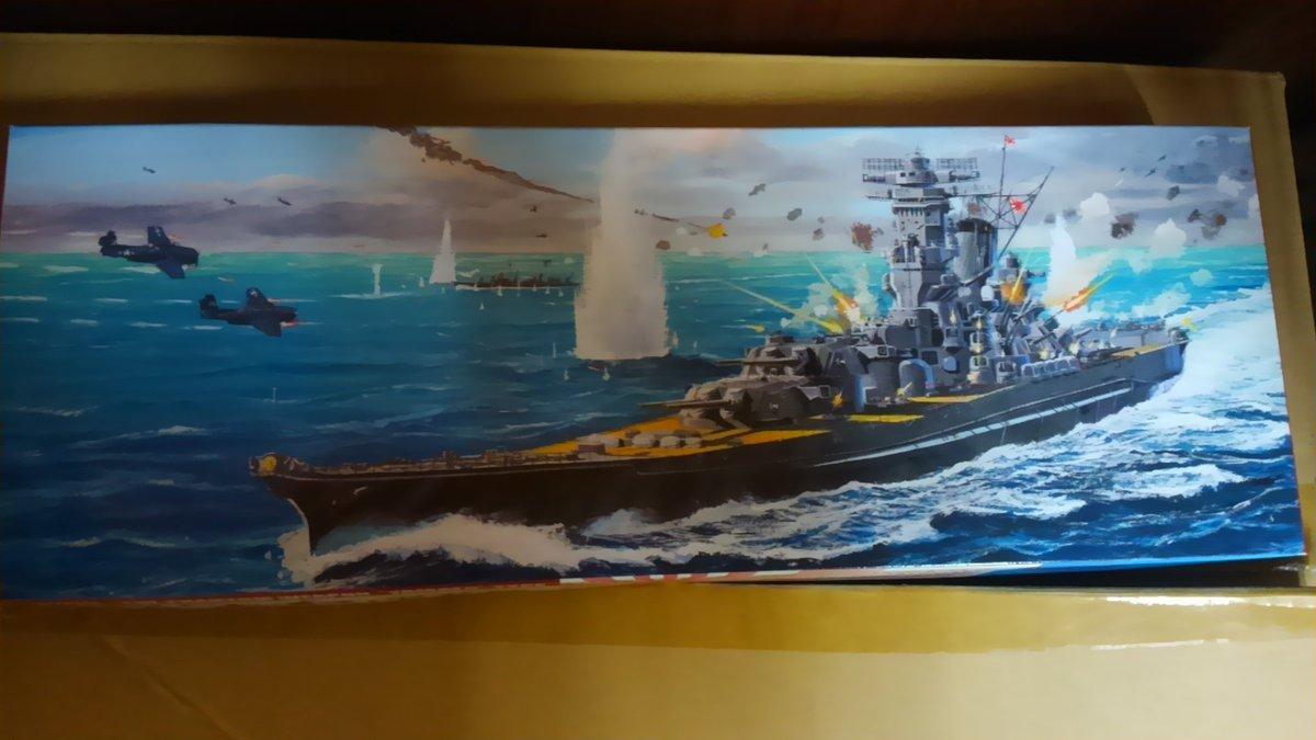 ちょっと変わったクレームでは、フジミのこのキットを手に「実在しない船をキット化するのは許さん!」とお爺さんが怒鳴り込んで