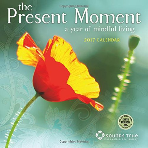 The Present Moment 2017 Wall Calendar: A Year of Mindful Living #books #news #giveaway #free