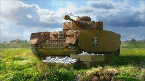 「ガルパン」戦車再び!コンソール版「WoT」でGWスペシャルパック販売開始 PS4限定でお得なアイテムバンドルも  #W