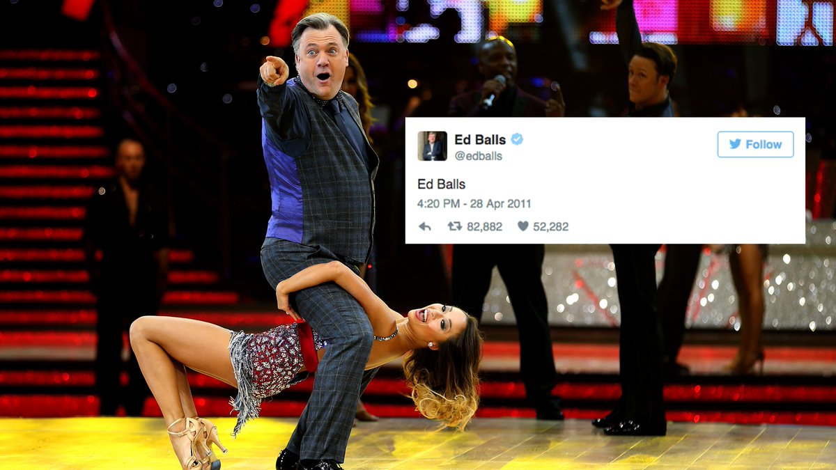 17 glorious GIFs to help you celebrate #EdBallsDay in style
