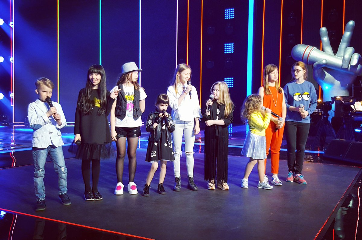 Первый канал конкурс голос дети