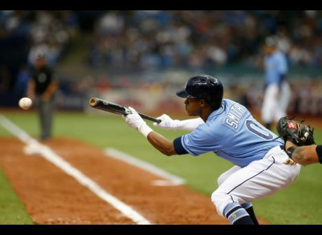 Rays send Mallex Smith to Triple A to prepare for Colby Rasmus' activation #rays #MLB https://t.co/aXqlzbW0JB https://t.co/Y7cB81AHQ9
