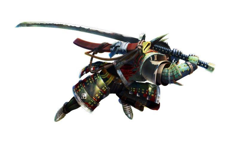 【MHXX】『モンスターハンターダブルクロス』×『ドリフターズ』とのコラボの武器種は【大剣】となりますのでお間違いなく!