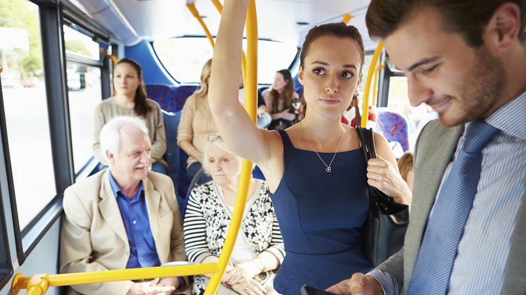 Во сне ехать в автобусе с мужчиной