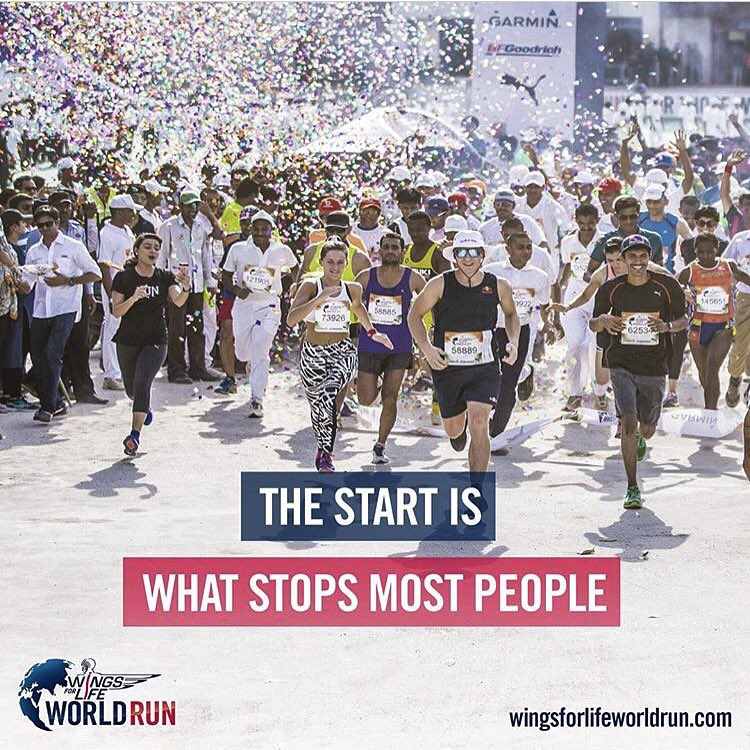 There is not so much time left till @WFLWorldRun on 7th of May.  Have you already signed up? https://t.co/de3HoIB7z1