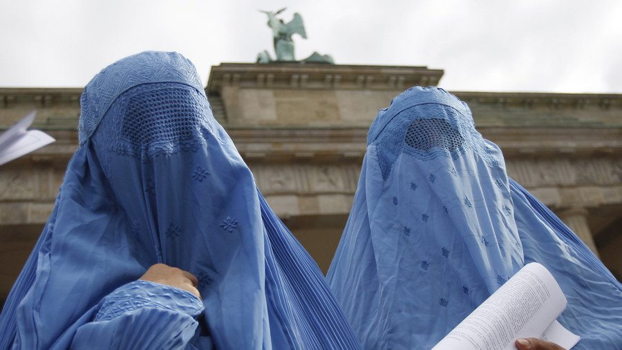 'Religiously neutral' German parliament approves partial ban on full-face veil