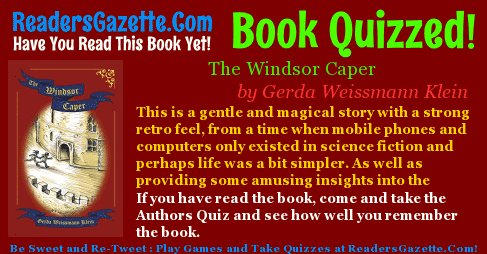 The Windsor Caper Quiz  by .@thewindsorcaper   https://t.co/n2XBihN25K #quiz #bookquiz #authors #books 9 https://t.co/IDvVQXZd94