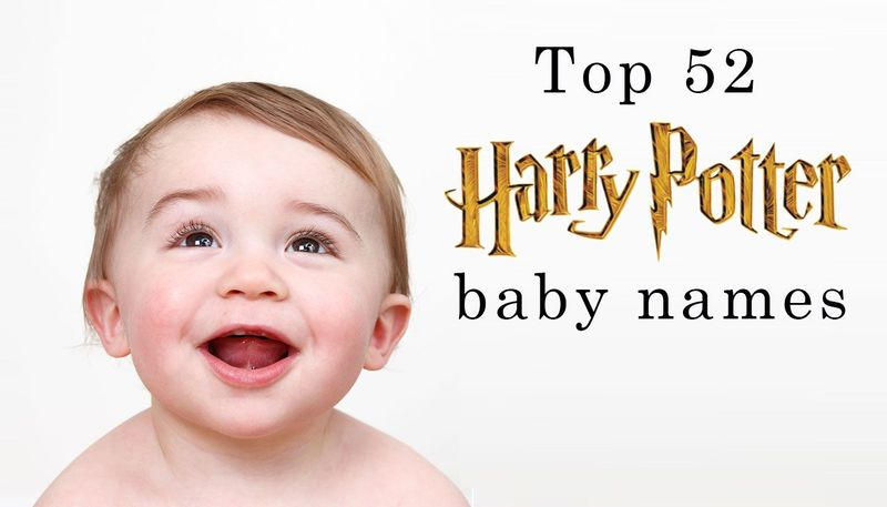 Top 52 Harry Potter baby names - and their magical