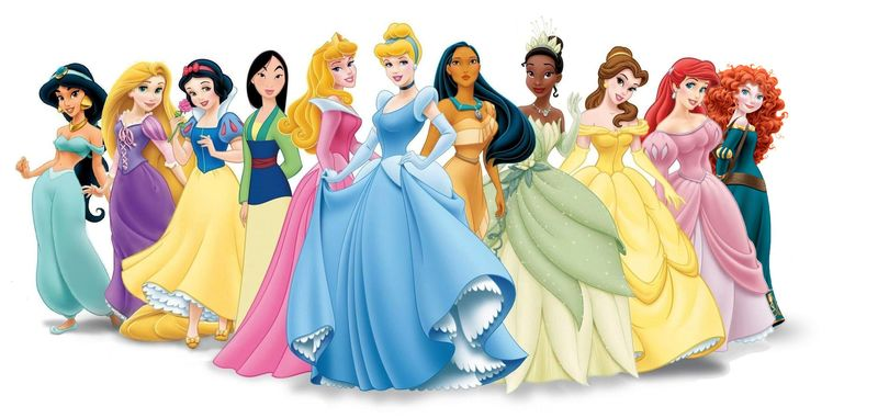 The world's favourite Disney princess has been revealed - and the result may surprise