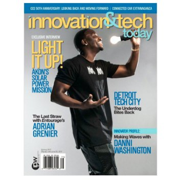 Free 1 Year Subscription to Innovation & Tech Today Magazine from Tradepub freebies