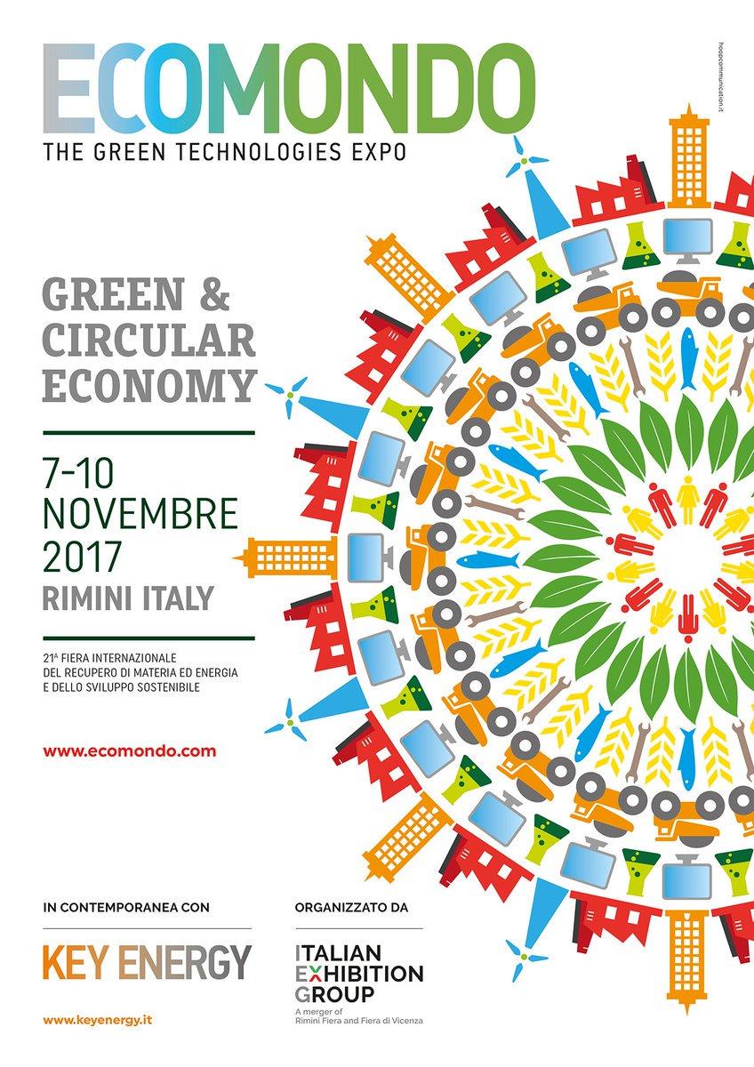 test Twitter Media - Dal 7 al 10 novembre torna @Ecomondo. Tra le novità: mobilità sostenibile, dissesto, rischi climatici https://t.co/RTcsb0cGGT https://t.co/Etd3trY78B