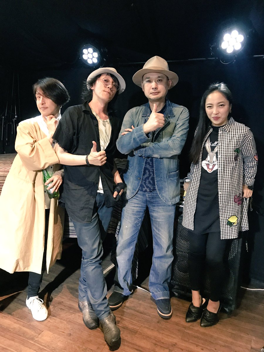 今日はi-modeありがとうございました!いまみちともたかさん、浜崎貴司さん、ARIAさんと。いやー素晴らしい楽曲に囲ま