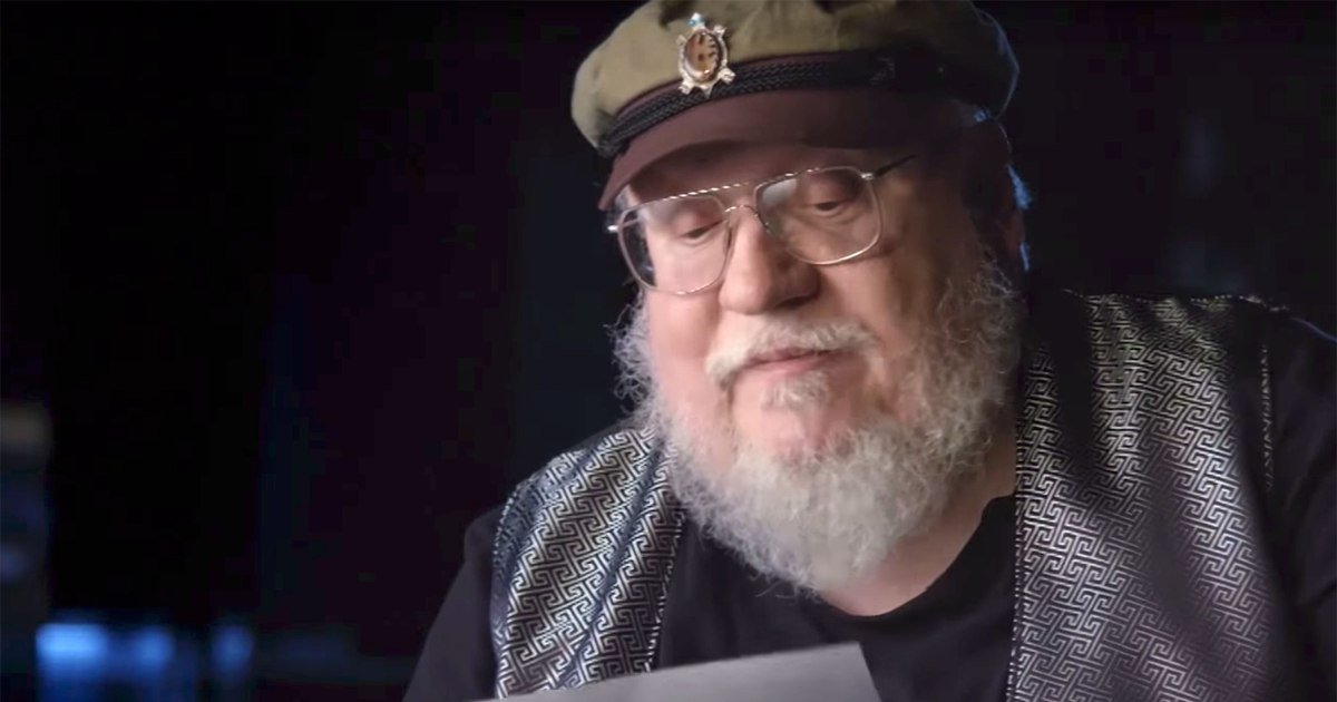 George R.R. Martin's first publication was this Marvel fan letter: