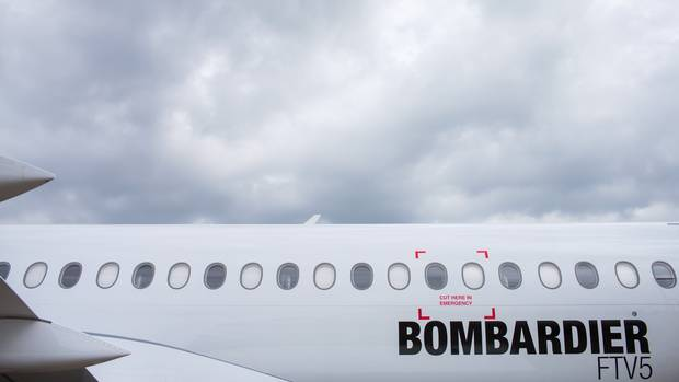 Bombardier rejects Boeing claim C Series was dumped into the From @GlobeBusiness