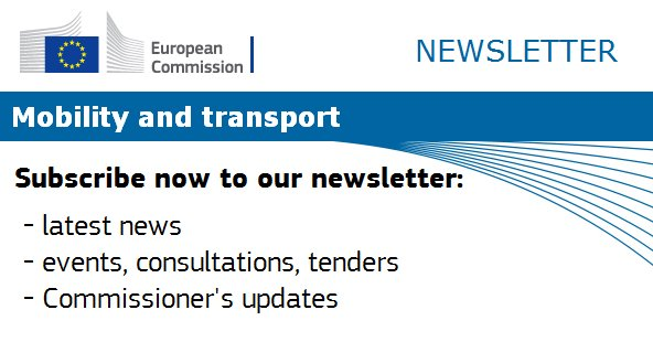 test Twitter Media - Read DG MOVE's newest newsletter here: https://t.co/7zuhwXu761  - or subscribe at: https://t.co/Y1y3r8CMN0 https://t.co/y2UPcTxbXc