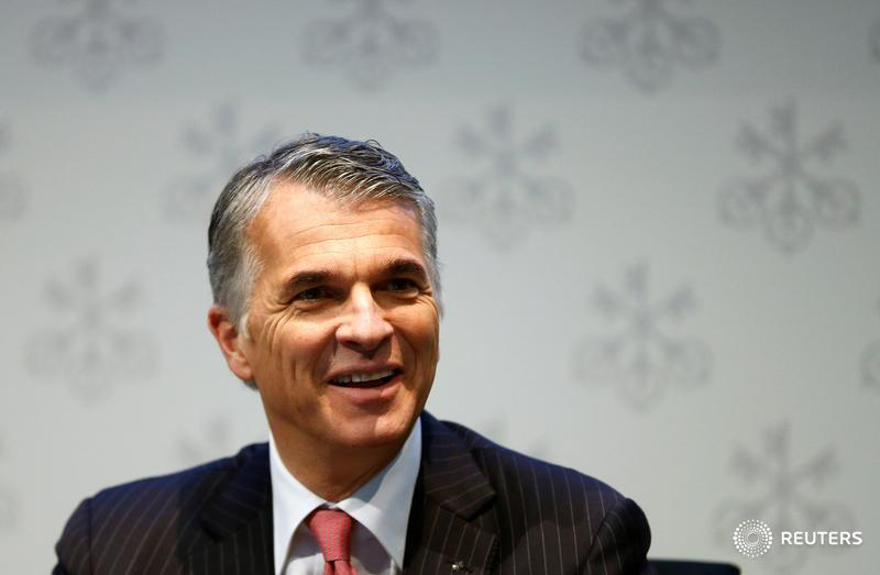 UBS chief says Britain must do more to retain banks after