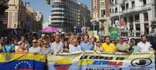 .@vox_es exige la aplicación automática del derecho de asilo a cubanos y venezolanos