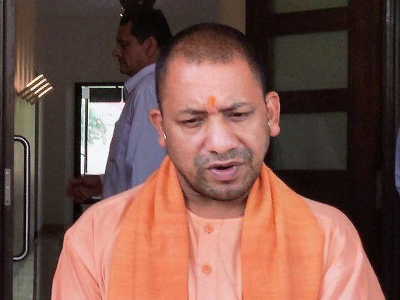 Don't spare trouble-makers no matter who they are UP CM Yogi Adityanath to cops