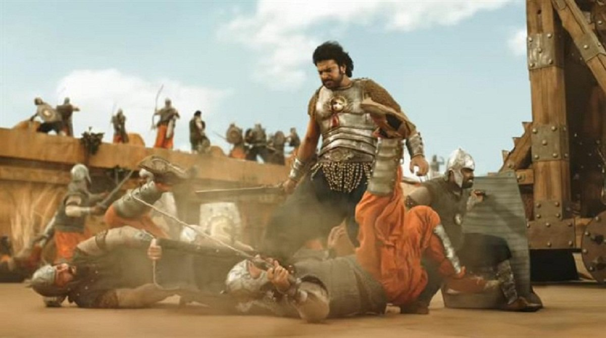 #BaahubaliTheConclusion @bookmyshow says 3.3 million tickets sold; 12 tickets every second