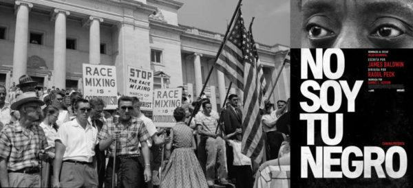 Raoul Peck, director de 'No soy tu negro' 'El racismo, una cara de la desigualdad'