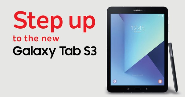 Step up to the Samsung S3 & enjoy the sleekness of a smartphone w/ the benefits of a tablet! https://t.co/sZGrBbg1TU https://t.co/V028iQt2WK