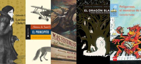 #Libros 📚 de la semana 5 propuestas para celebrar el #DíadelNiño
