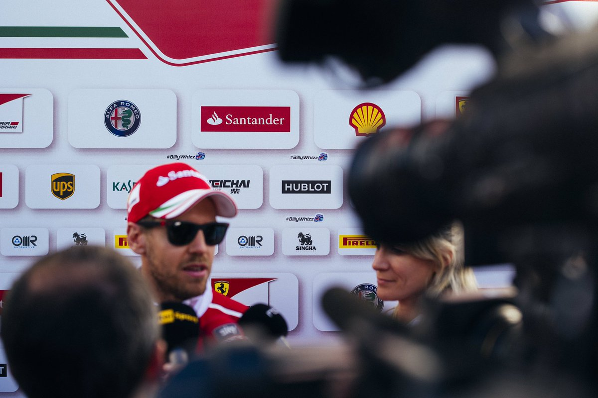 #Seb5 'I wish they planted more trees next to the track so that you could have more references' #RussianGP 🙄🌲🌳🌴🌵🎄