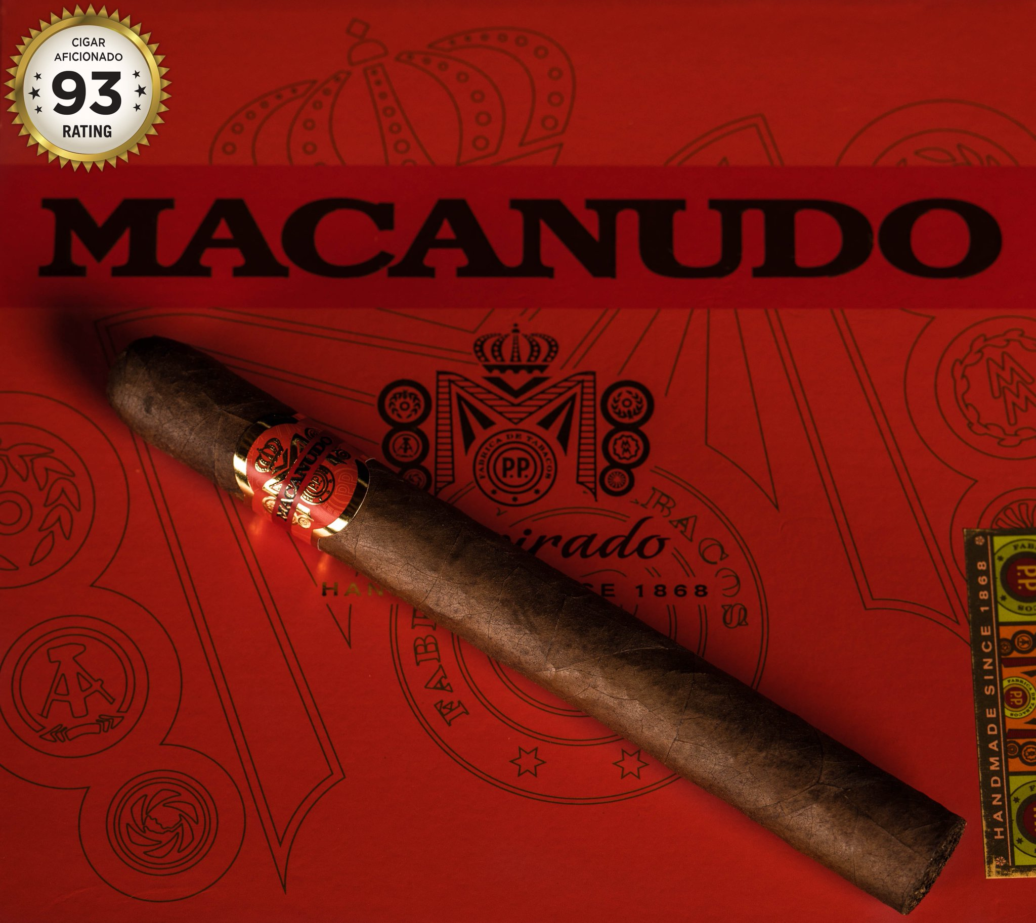#Macanudo Inspirado Orange scored 93 points on Cigar Insider! Thanks, @CigarAficMag for the excellent rating! https://t.co/wGLJnf2huE