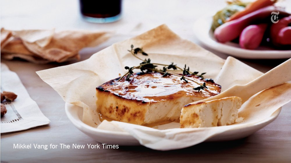 For a perfect warm weather supper, just add bread and wine