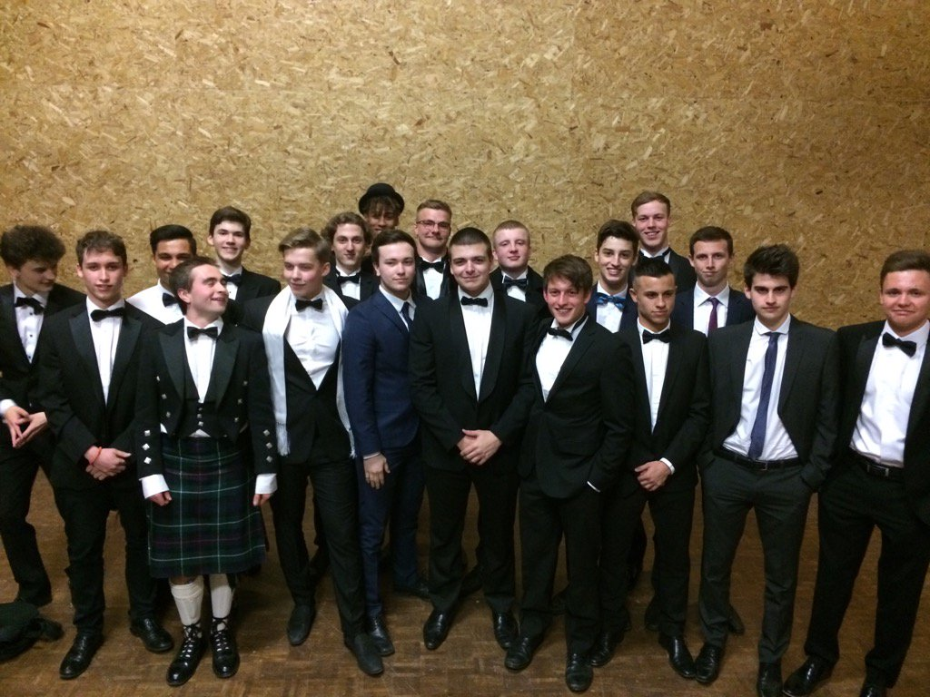 test Twitter Media - Our retiring senior prefect team at the formal prefects' dinner this evening, after a year's service to the school. https://t.co/cDKKgkVpdA