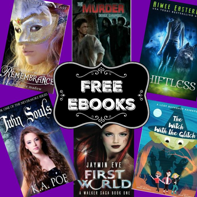 Discover a new FREE eBook from my list Which freebie did you get? by Freebies4Mom