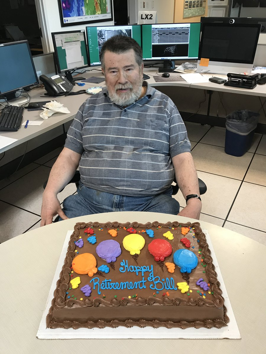 test Twitter Media - Today, we say goodbye and Congrats to one of our own! We'd like to thank Bill for 37 years of service. #retirement #ThankYou https://t.co/Xj4rJXqtEz