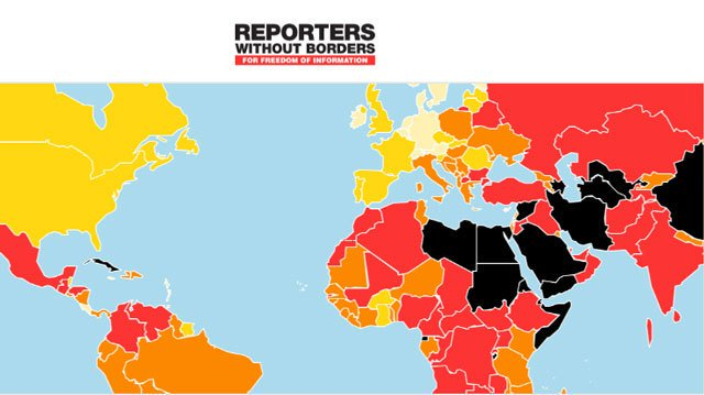 Uganda drops 10 places in World Press Freedom Index