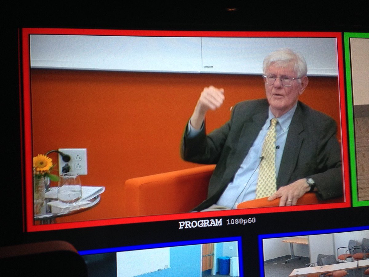 RT @Brown_SPS: Pulitzer Prize winning author Gordon Wood spoke to #BrownCyber students today! https://t.co/KxDbDmd3jY
