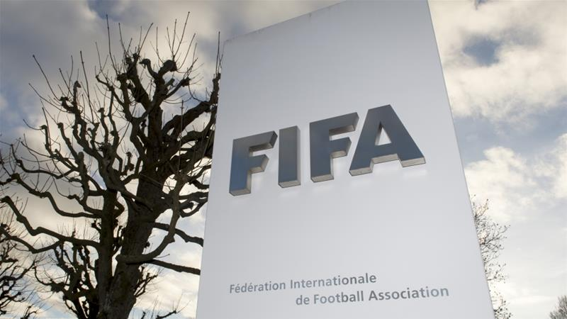 FIFA suspends audit official Richard Lai after he admitted taking bribes close to $1m