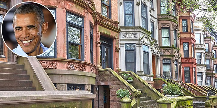 Take a look inside Barack Obama's old Brooklyn apartment