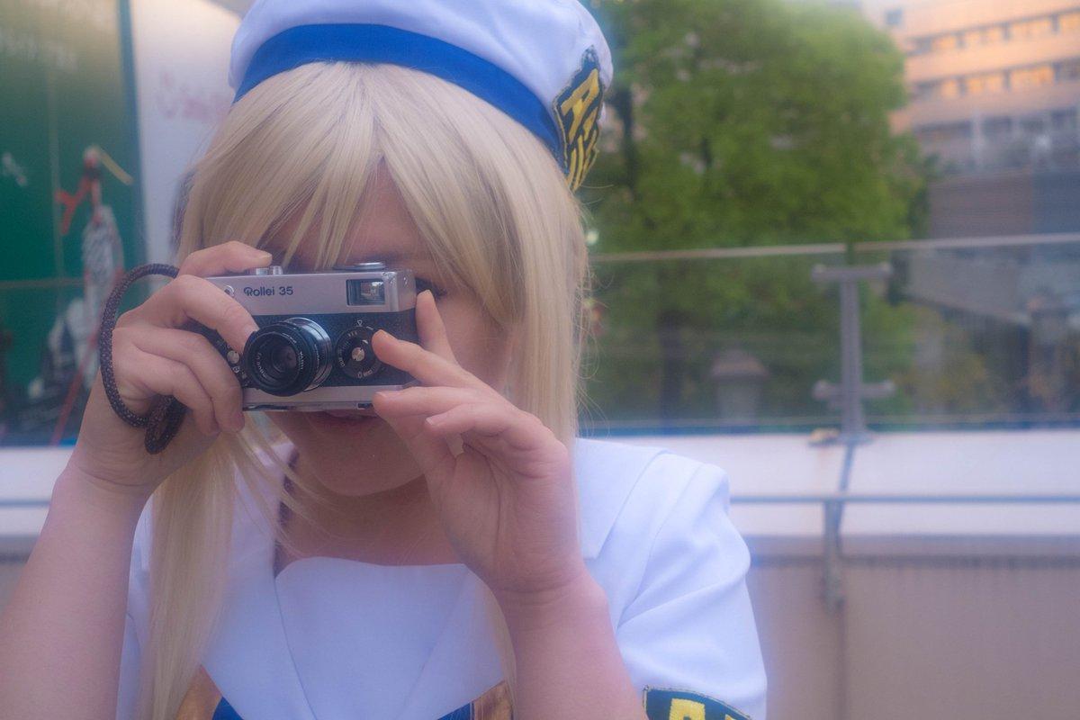 この前のARIA併せでレイヤーさんにお願いして撮らせて貰った写真 ARIA×たまゆらな一枚model:アツム様()