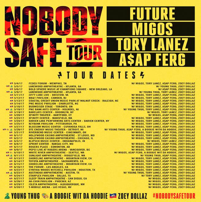 #NobodySafeTour https://t.co/wvWlgPhhnf