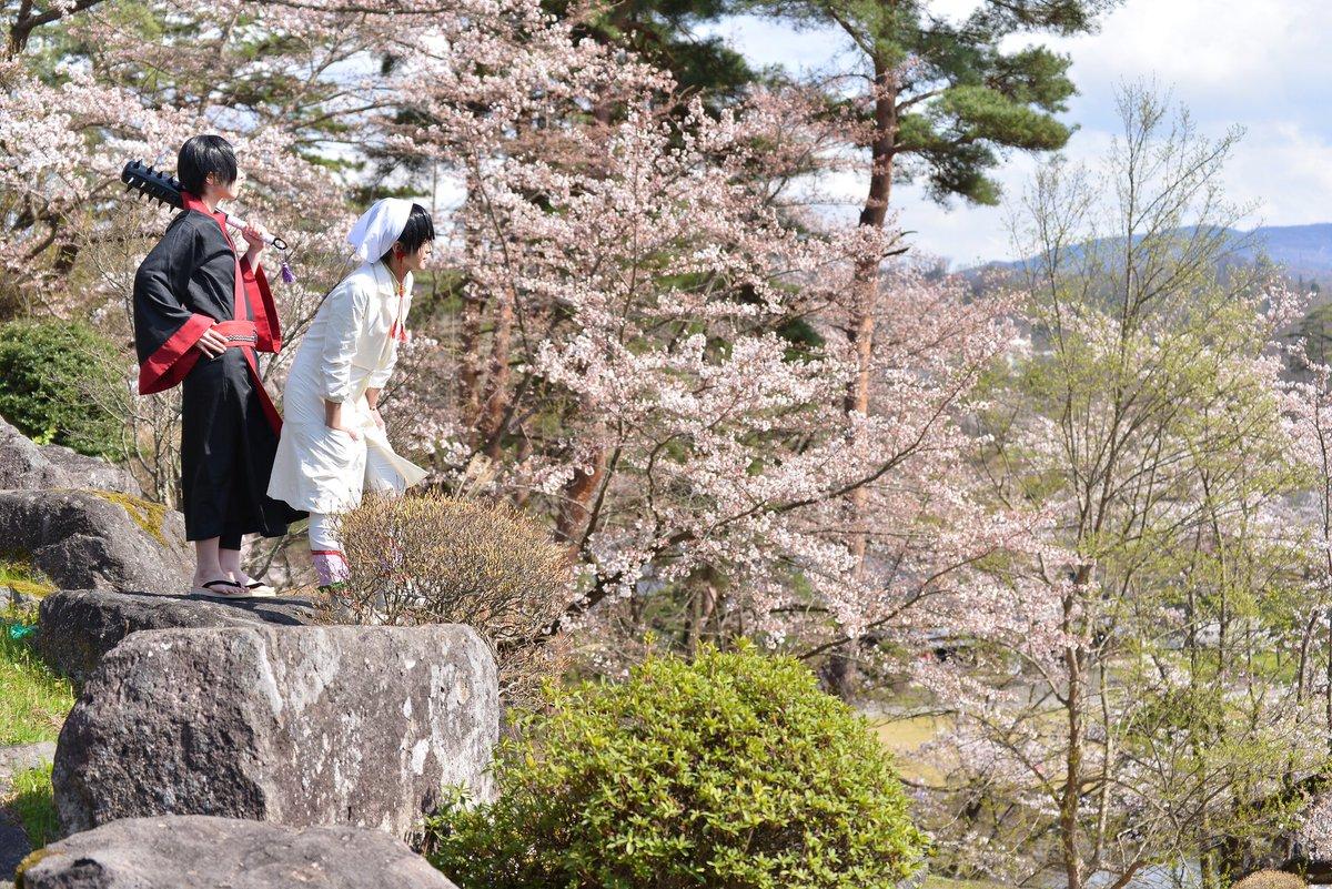 【鬼灯の冷徹】今年も花咲かじいさんが頑張ってくれました。白澤→霧子( )撮影→きりゅー( )