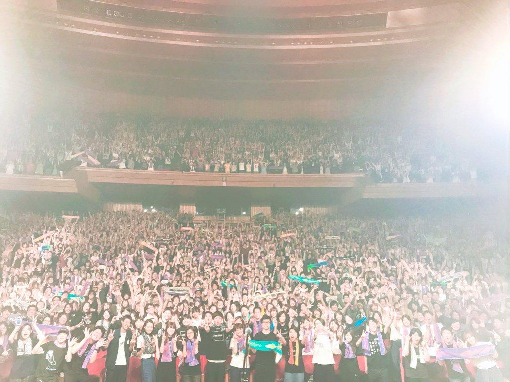 長野、最高でした。#SAKANAQUARIUM2017 https://t.co/mb58TSFrdn