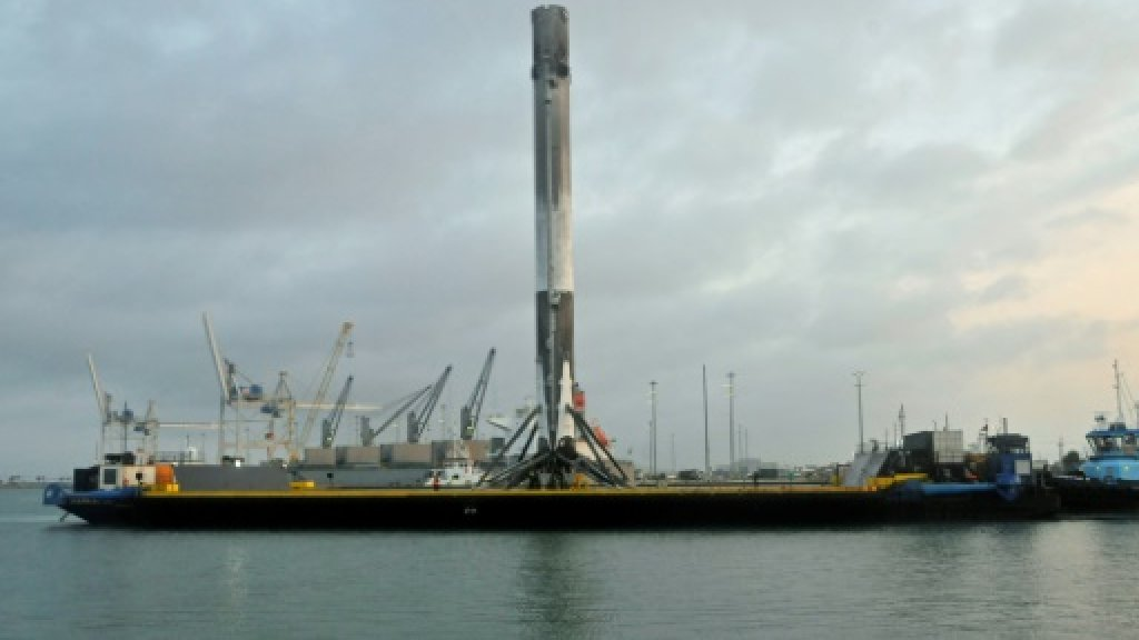 SpaceX to launch classified US govt payload Sunday
