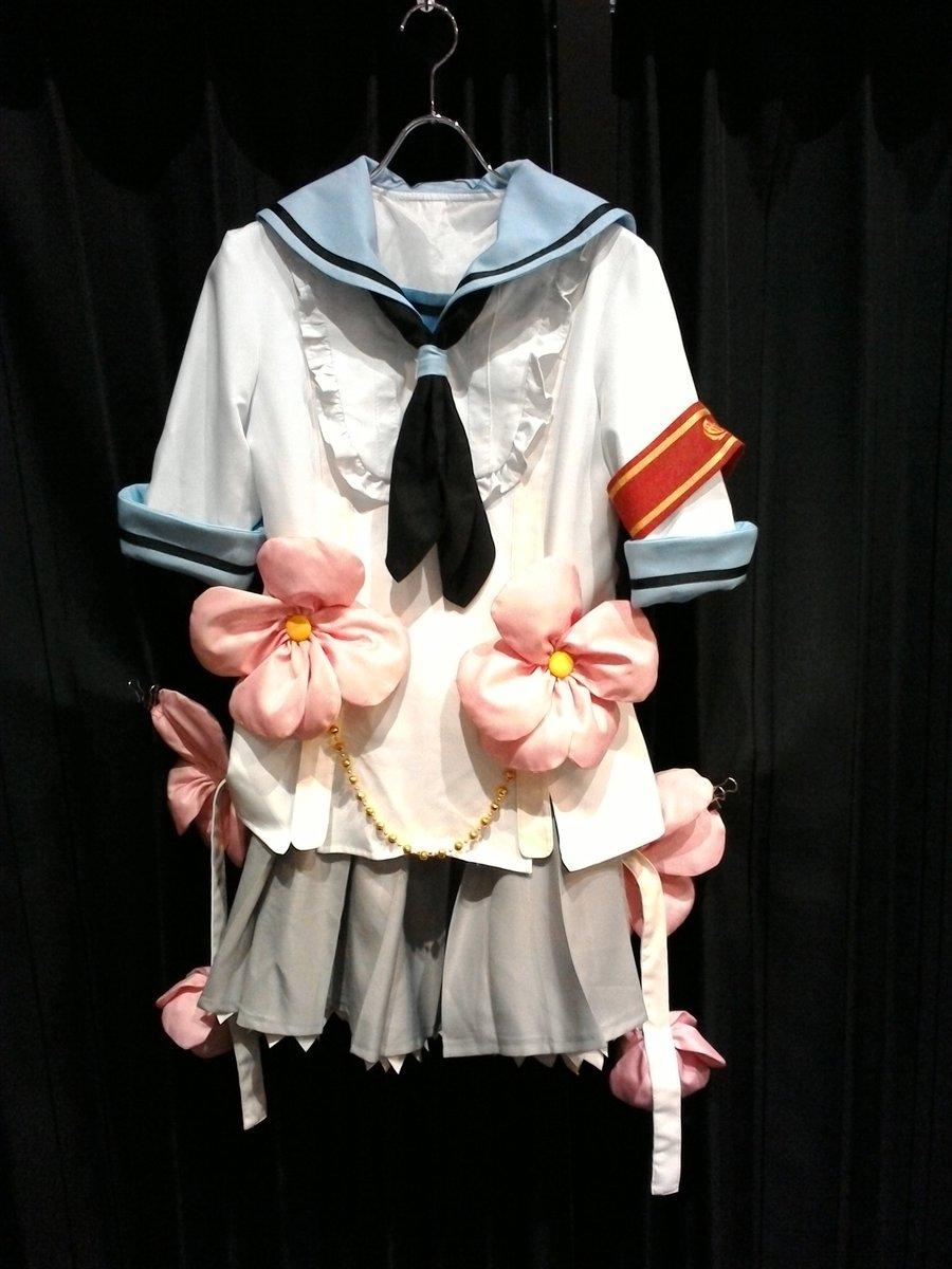 魔法少女育成計画より、スノーホワイトの衣装が入荷致しました🌸🌸🌸飾りのお花が大きくてとても可愛いです🌸#kbooks#ま