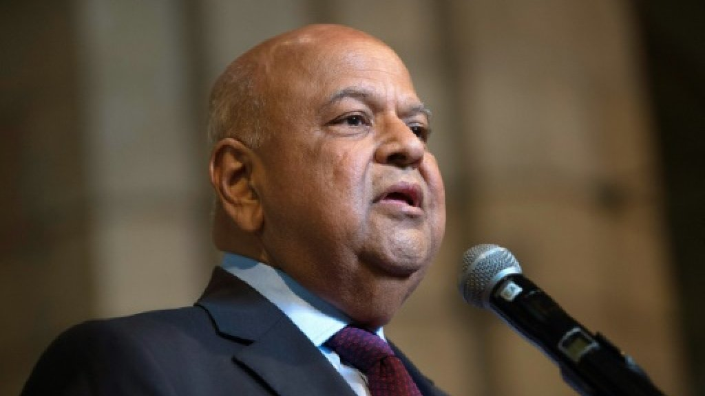 Sacked South Africa finance minister warns of ANC meltdown