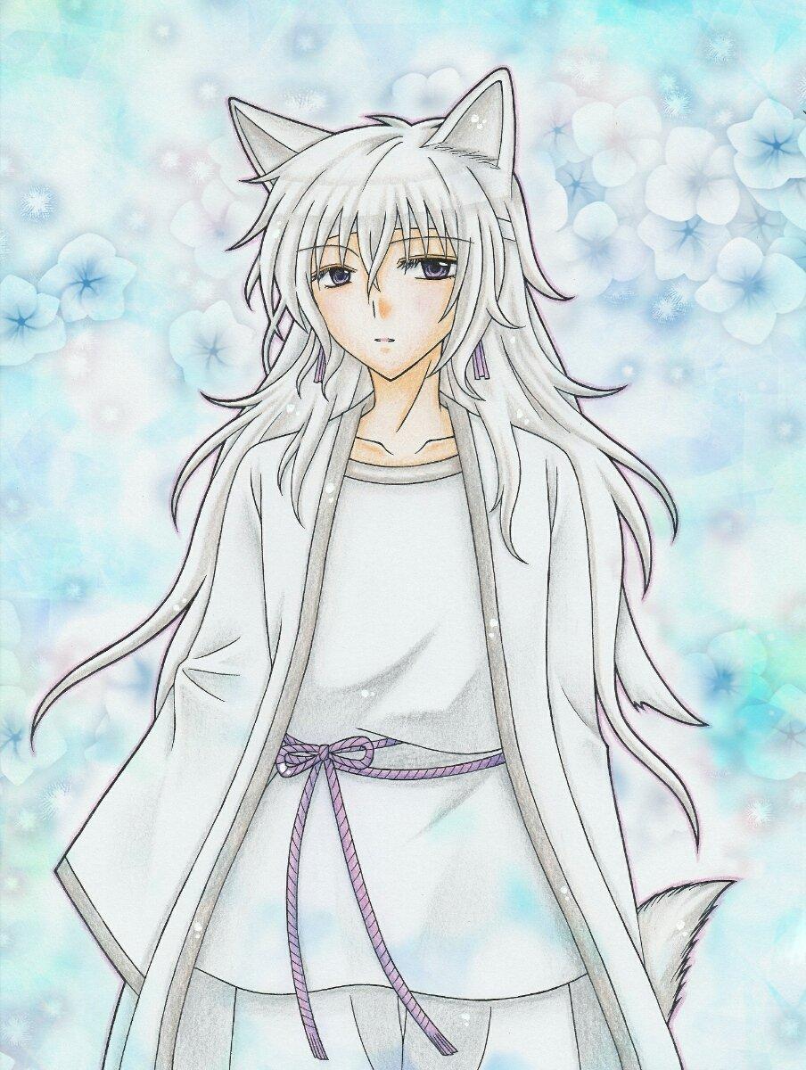 #spiritpactケモミミ企画 #spiritpact#スピリットパクト妖狐落月様。彼に登場されては、さすがの寅哲様